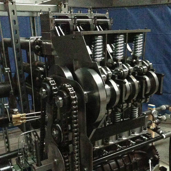 HP engine